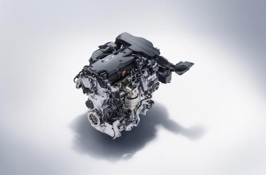 Accord Hybrid 2.0 i-VTEC 엔진 /사진=혼다 제공