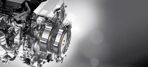 Accord Hybrid 2-모터 시스템 /사진=혼다 제공