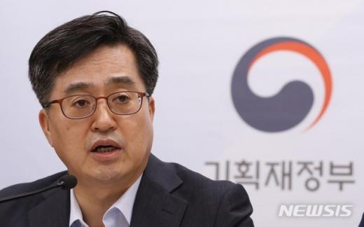 김동연 경제부총리 겸 기획재정부 장관. /사진=뉴시스
