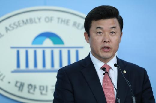 윤영석 자유한국당 수석대변인. /사진=뉴스1