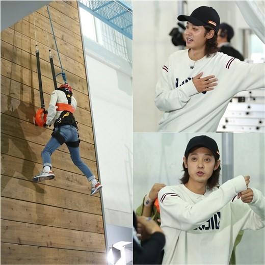 '1박2일' 정준영, 스파이더쥰 변신… 8등신 비주얼 '뿜뿜'