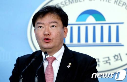 민경욱 의원. /사진=뉴스1