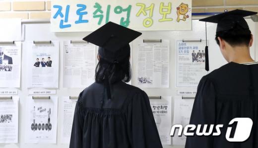 '대졸 실업자' 54만명… 역대 최대치