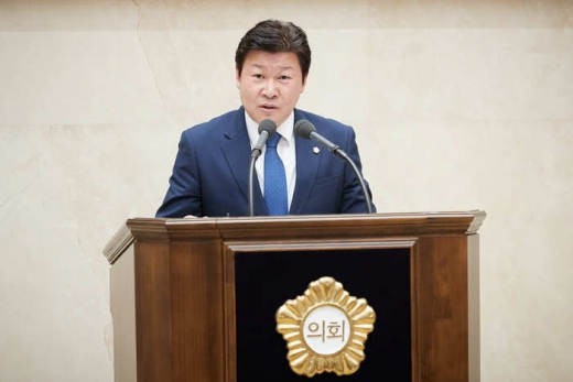 김진석 의원. /사진제공=용인시의회