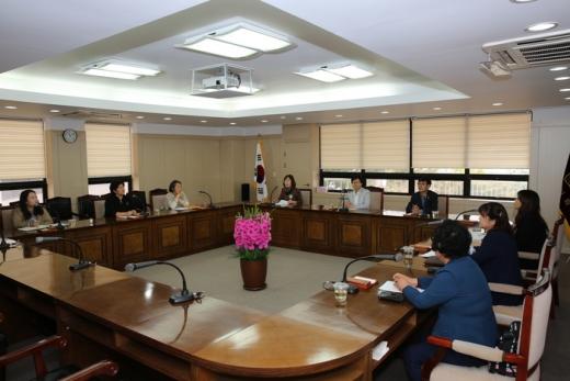 성평등한 군포만들기 연구모임/사진제공=군포시의회
