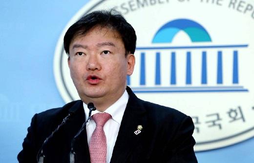 민경욱 자유한국당 의원 / 사진=뉴스1