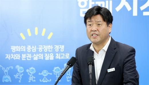 김용 경기도 대변인. / 사진제공=경기도