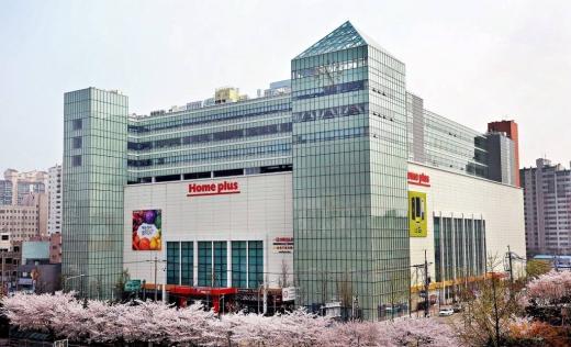 홈플러스 서울 강서 신사옥 전경