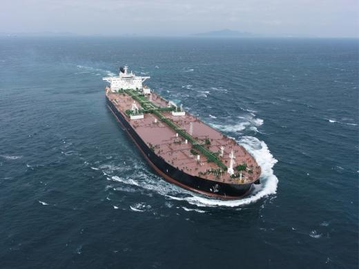 대우조선해양이 올해 발주한 VLCC /사진=대우조선해양 제공