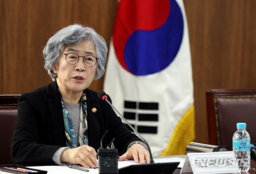 박은정 국민권익위원회 위원장./사진=뉴시스