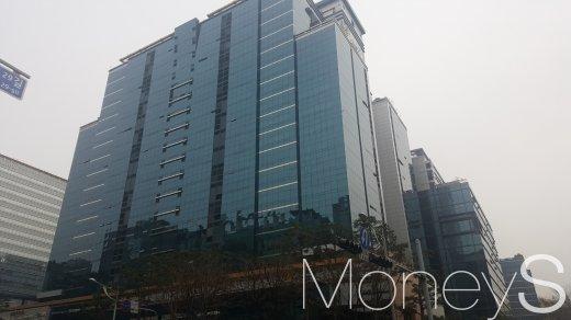 구로디지털단지의 지식산업센터 밀집 지역. /사진=김창성 기자