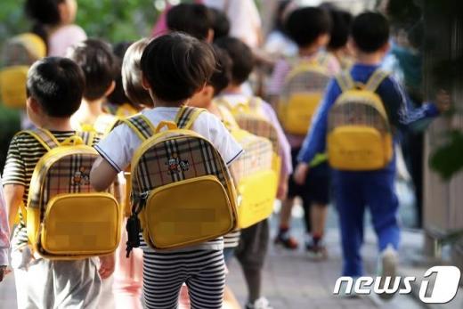 충북지역 사립유치원의 '처음학교로' 참여가 극히 저조한 것으로 나타났다. 사진은 기사 내용과 무관./사진=뉴스1