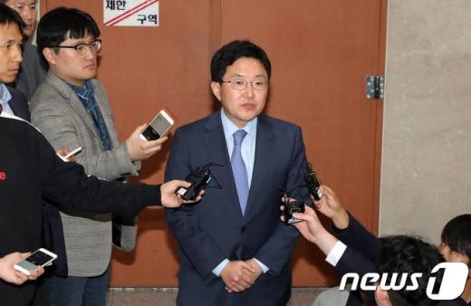 김용태 자유한국당 사무총장./사진=뉴스1