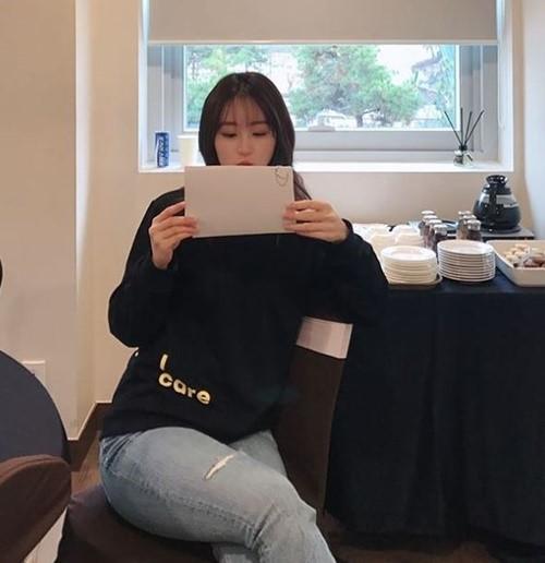 결혼을 앞둔 방송인 신아영./사진=신아영 SNS