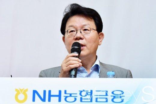 김강수 농협금융 회장/사진=임한별 기자