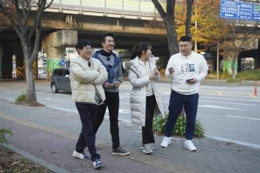 한끼줍쇼 정준호. /사진=JTBC