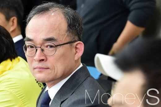 [머니S포토] 형제복지원 인권유린, 눈물 글썽거리는 검찰총장