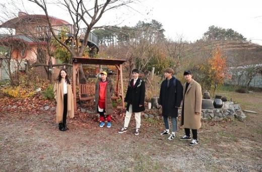 SBS 예능프로그램 '집사부일체' /사진=SBS