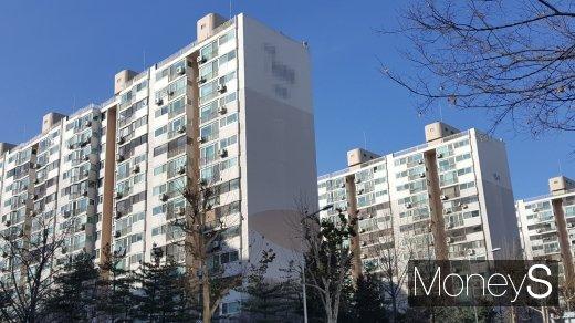 하계동의 한 아파트 단지. /사진=김창성 기자