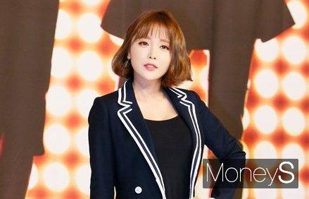 홍진영 미우새. /사진=임한별 기자