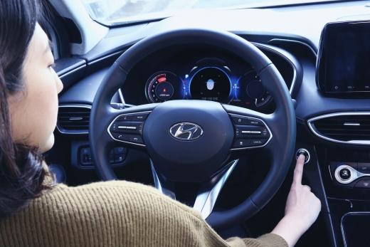 현대차 스마트 지문인증 출입·시동시스템 개발. /사진=현대자동차