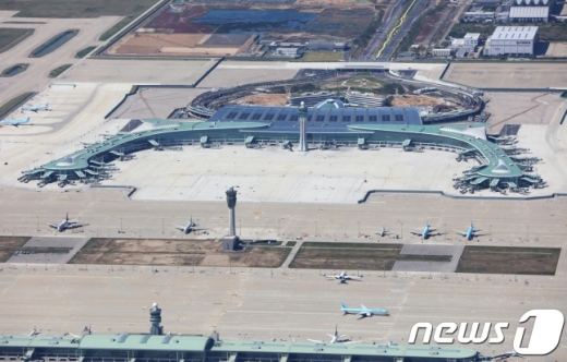 인천국제공항 제2여객터미널 전경. /사진=뉴스1