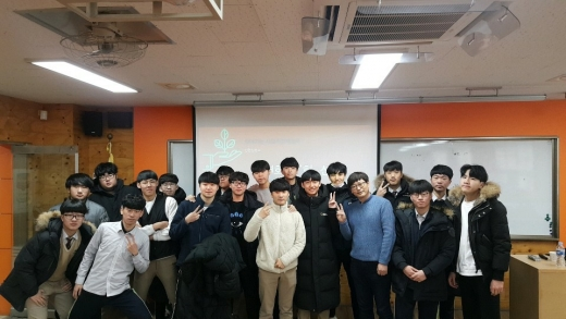 ▲17~18일 부평구가 인천 상정고를 찾아 학생들을 대상으로 '찾아가는 사회적경제 교육'을 진행했다. / 사진제공=부평구청