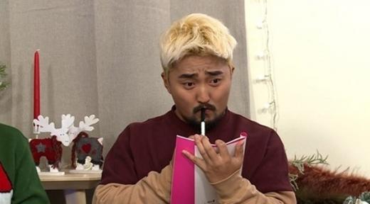'옥탑방의 문제아들' 리듬(RHYTHM) 스펠링 문제에 '전교1등' 유병재도 '끙끙'