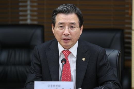 김용범 금융위원회 부위원장. /사진=뉴스1