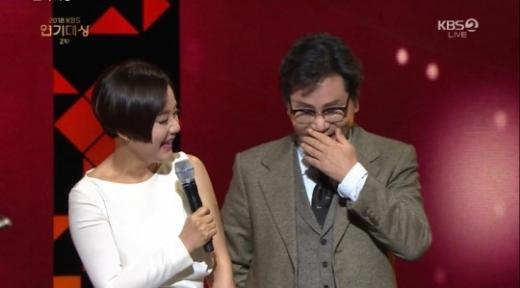 장미희, 유동근./사진=뉴스1(KBS2 캡처)
