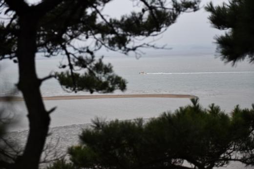 ▲ 제비꼬리길 바다 풍광. /사진=한국관광공사