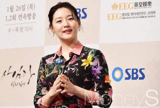 배우 이영애. /사진=임한별 기자