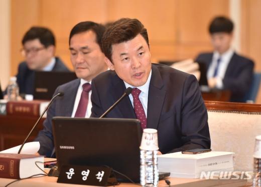 윤영석 자유한국당 수석대변인./사진=자유한국당