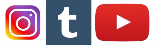 /사진=각사 앱(어플리케이션) 로고