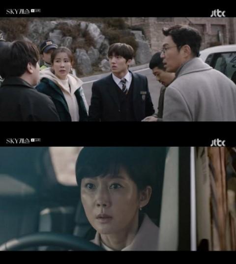 /사진=JTBC '스카이캐슬' 캡처
