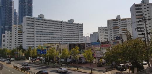 부산 남구 대연비치아파트. /사진=뉴스1 DB