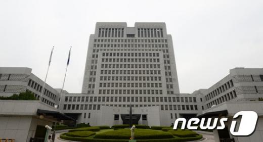 서울 서초구 대법원 청사 전경. /사진=뉴스1