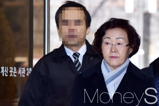 신연희 전 강남구청장. /사진=임한별 기자