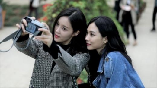 효민과 페이. /사진=JTBC