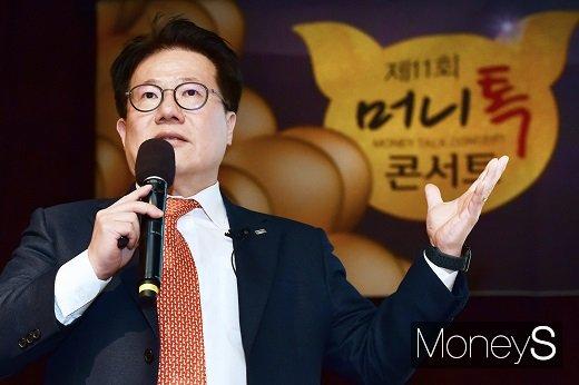 이영원 미래에셋대우 글로벌주식컨설팅팀 이사. / 사진=머니S 임한별 기자.