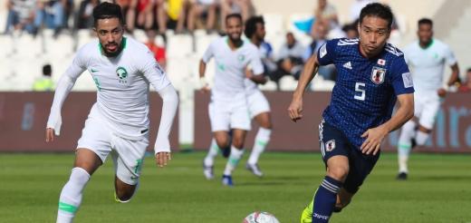 일본 베테랑 수비수 나가토모 유토(오른쪽). /사진=아시아축구연맹 제공