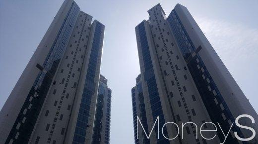서울 성동구 성수동의 트리마제. /사진=김창성 기자