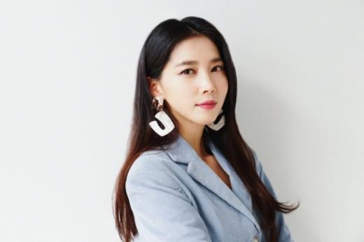 배우 오윤아 /사진=폴라리스 엔터테인먼트