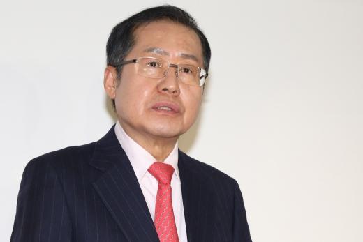 자유한국당 홍준표 전 대표. /사진=뉴시스