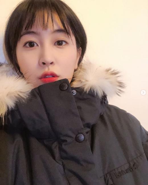 배우 박민지. /사진=박민지 인스타그램