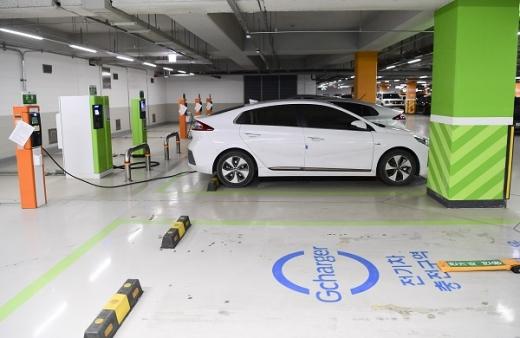 경상북도는 올해 총 2545대의 전기자동차를 보급한다. /사진=경상북도 제공.