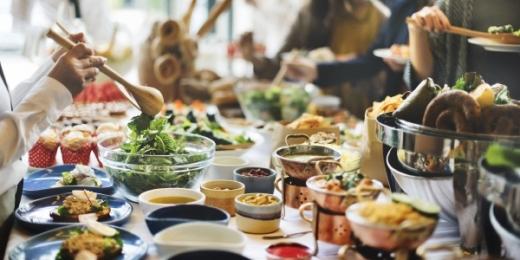 도심속 휴양지 힐튼부산(Hilton Busan)에서 다가오는 봄을 맞아 오는 3월5일부터 4월30일까지 다양한 식음 프로모션을 선보인다./사진제공=힐튼부산
