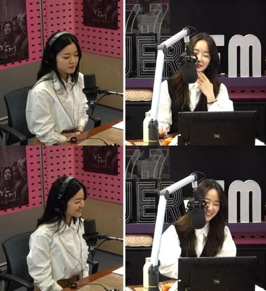 SBS 보이는 라디오 '박선영의 씨네타운' 캡처.