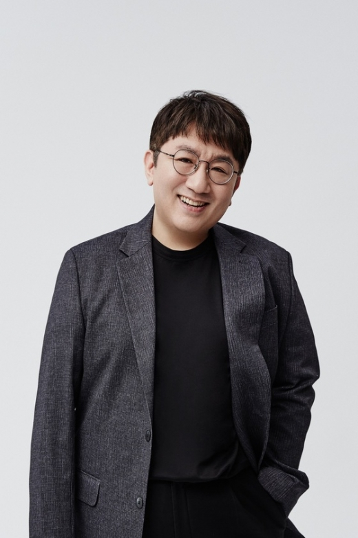 방시혁 빅히트 엔터테인먼트 대표/사진=빅히트 엔터테인먼트