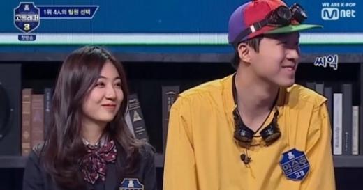 '고등래퍼' 하선호, 양승호/사진=Mnet '고등래퍼3' 방송화면 캡처]